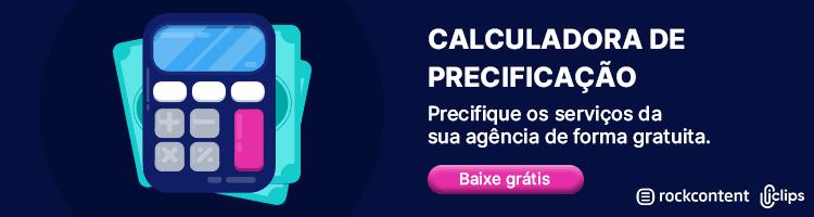 Calculadora de precificação gratuita