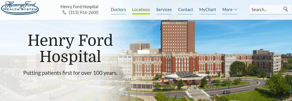 hospital henry ford