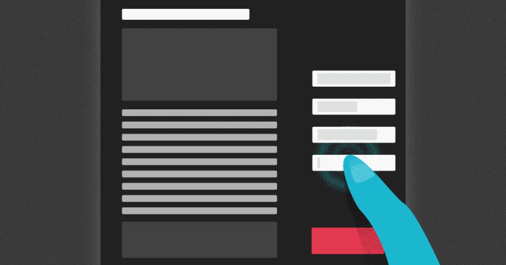 Por que você precisa de landing pages interativas para aumentar a conversão do seu site