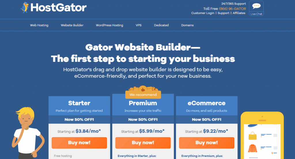 Gator by HostGator