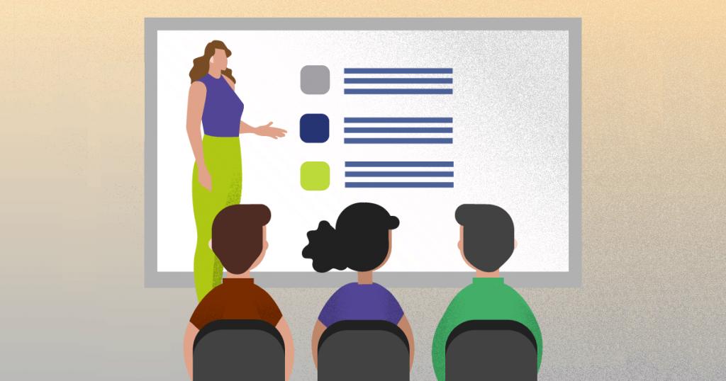 Os impactos positivos do treinamento e desenvolvimento de funcionários dentro de uma empresa