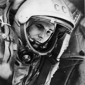 Primeira viagem de Yuri Gagarin