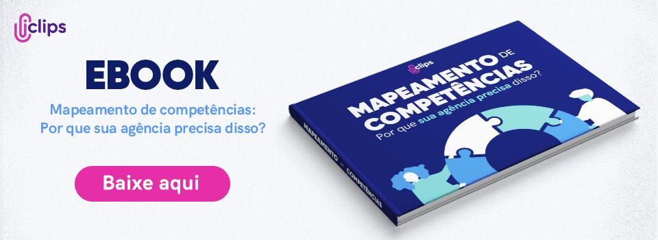 Ebook Mapeamento de Competências