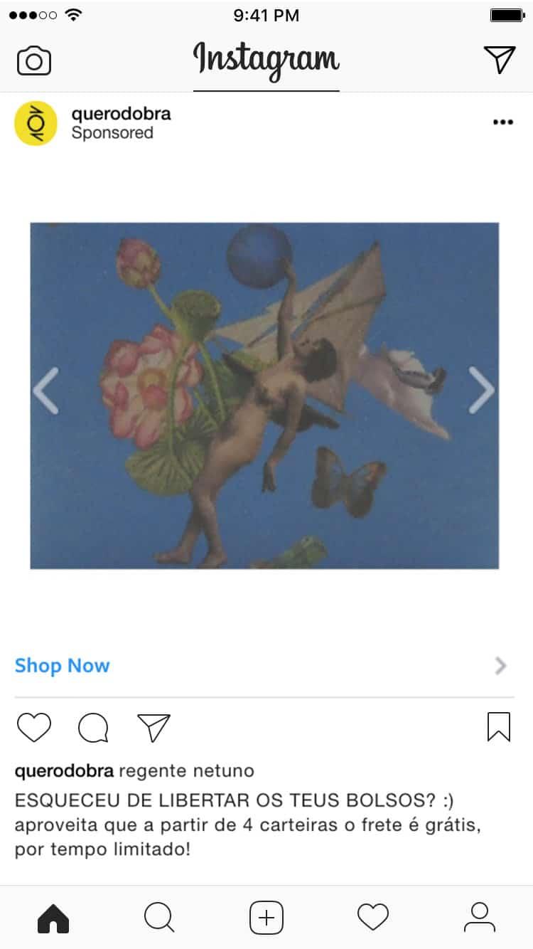 case dobra instagram para empresas