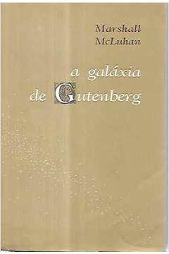 capa do livro A Galáxia de Gutenberg