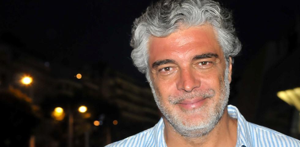 Marcello Serpa em close