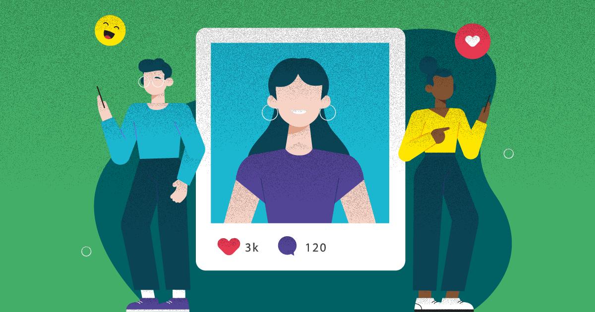 O que é alcance no Instagram