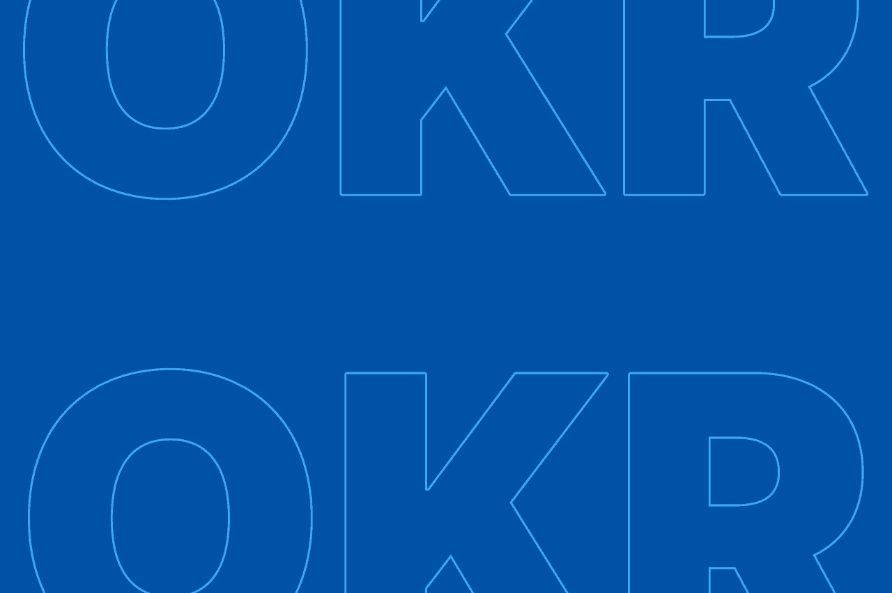 o que é objectives and key results (OKR)