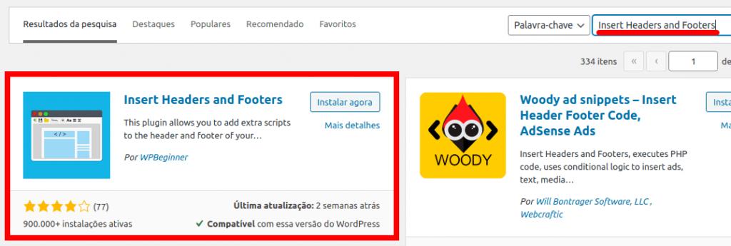 Pixel no WordPress