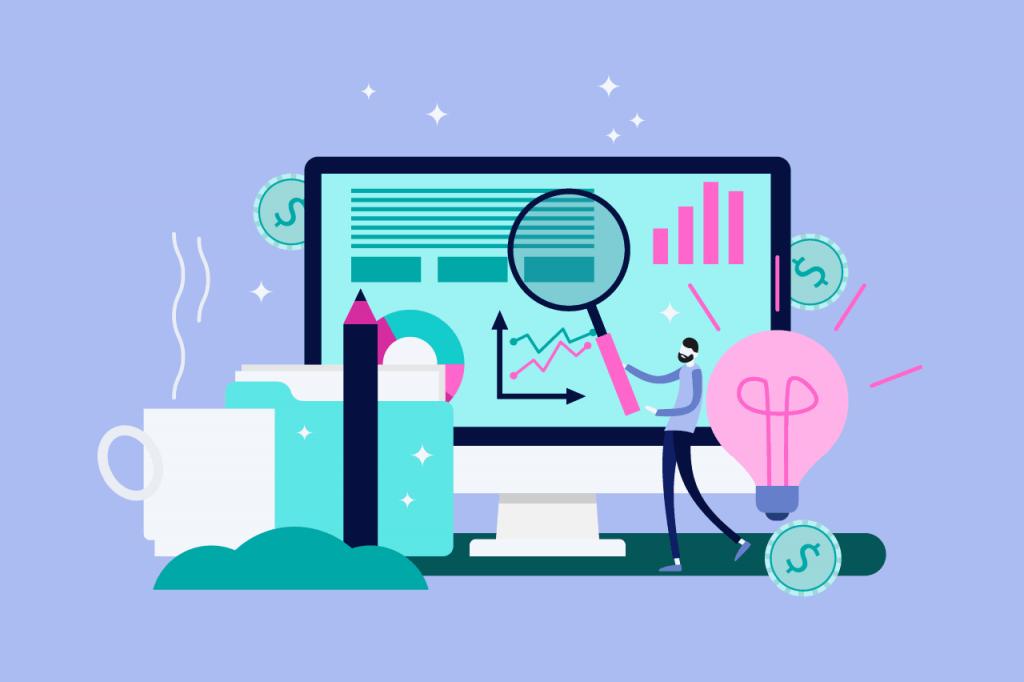 ilustração sobre contratar um software de gestão
