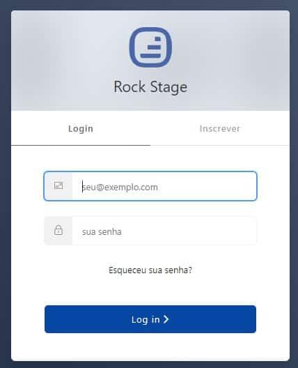 criar site grátis