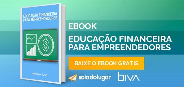 eBook sobre educação financeira.