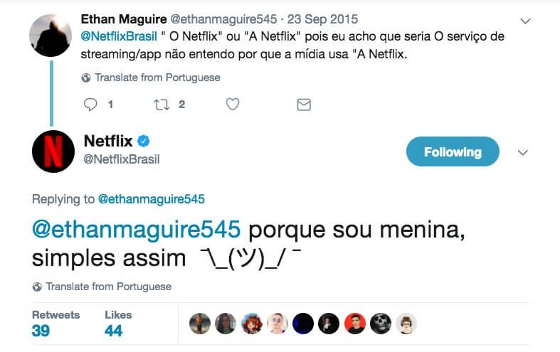 Estratégia de marca da Netflix
