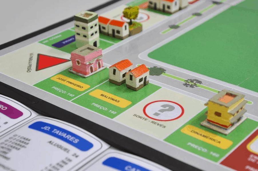 jogo de empreendedorismo - Banco Imobiliário
