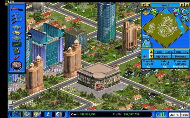jogos de empreendedorismo - capitalism 2