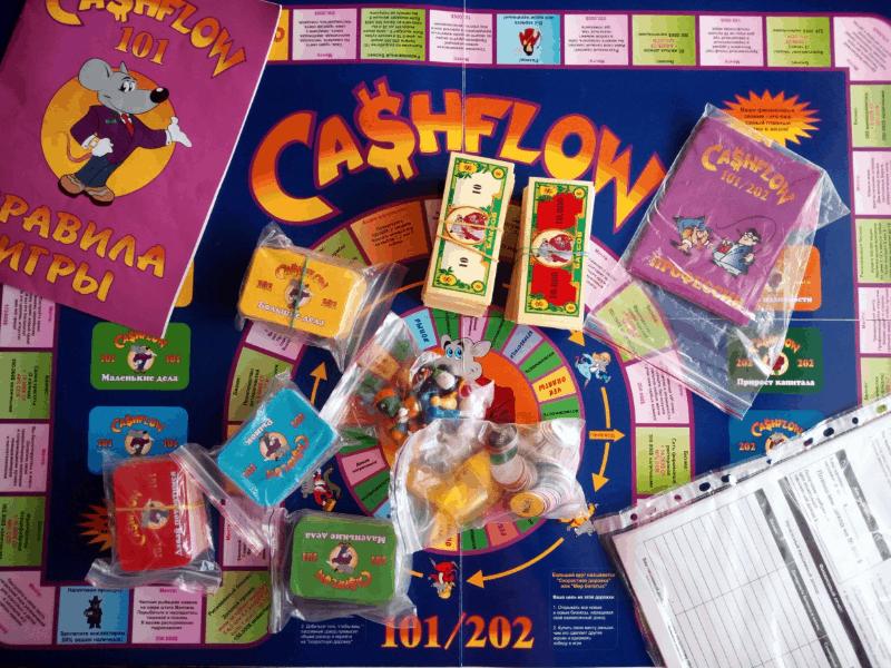jogos de empreendedorismo - cashflow