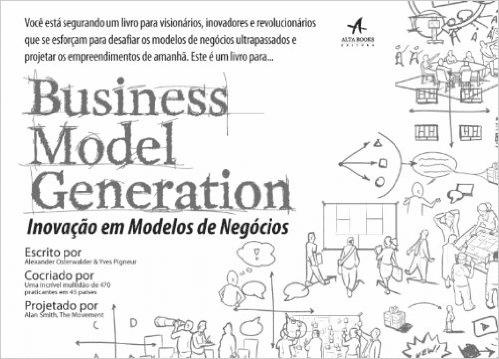 livros sobre empreendedorismo: Business Model Generation