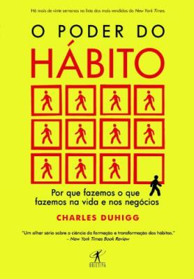 livros sobre empreendedorismo: O poder do hábito