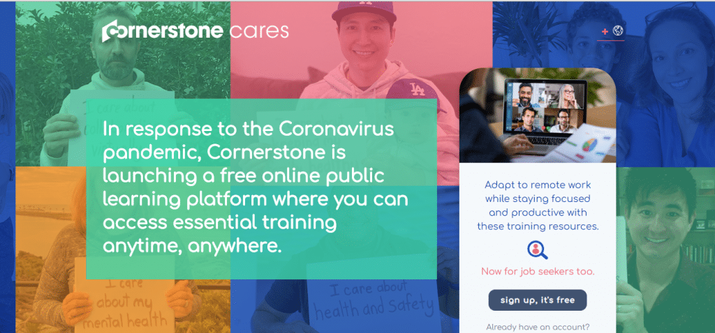 Cornerstone Cares