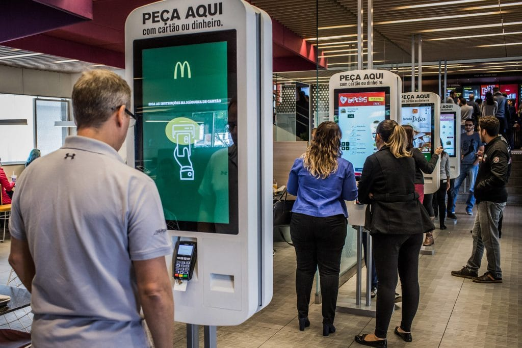 McDonald's service design