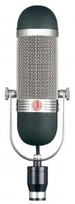 Microfone de podcast Ribbon