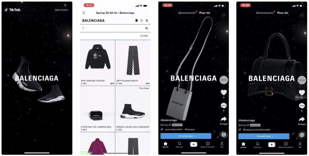 Balenciaga Ads