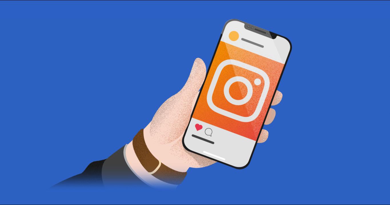 Mensagem automática no Instagram