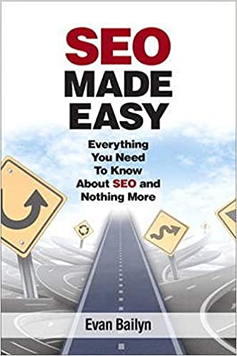 "Capa do livro ""SEO made easy"""