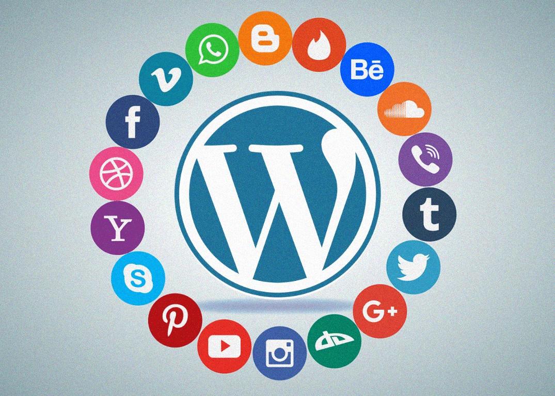 wordpress shareaholic