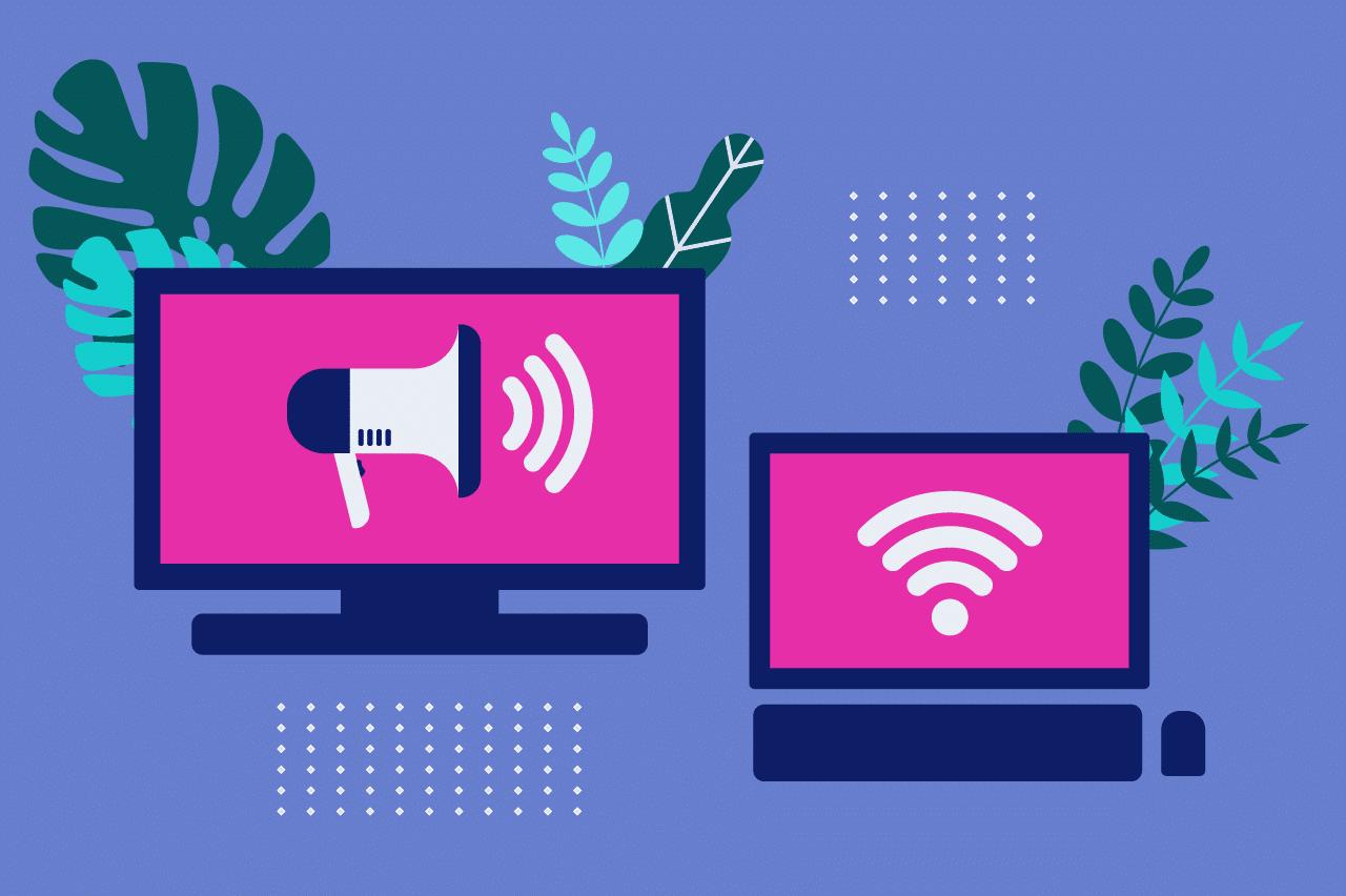 Internet ou TV
