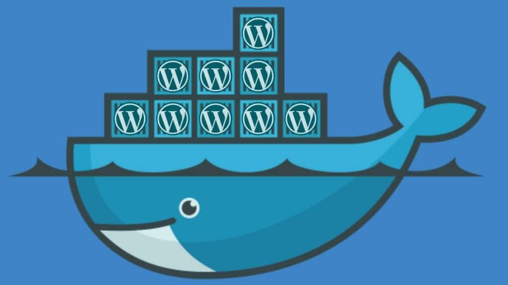 docker wordpress