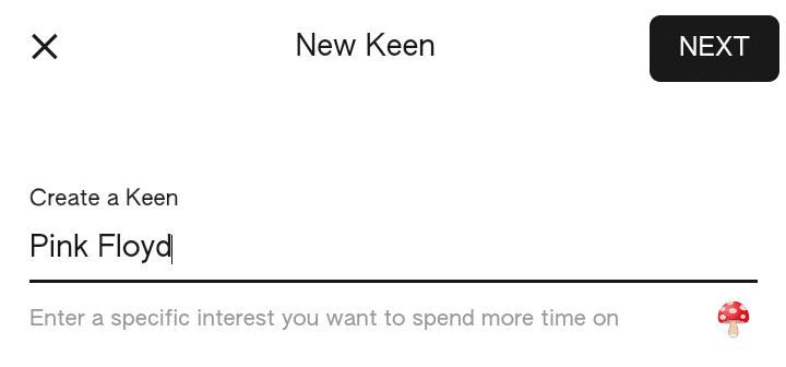 Novo Keen