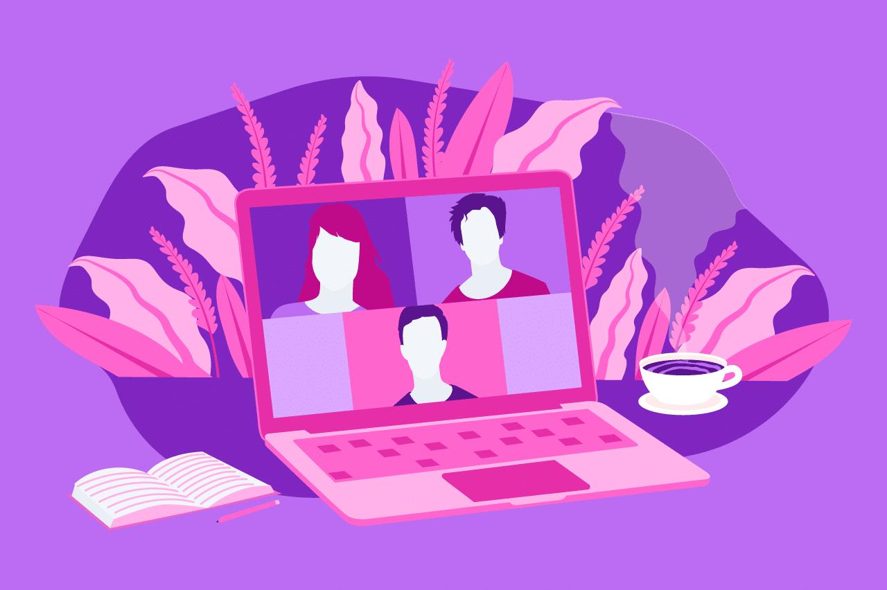 software para reuniões