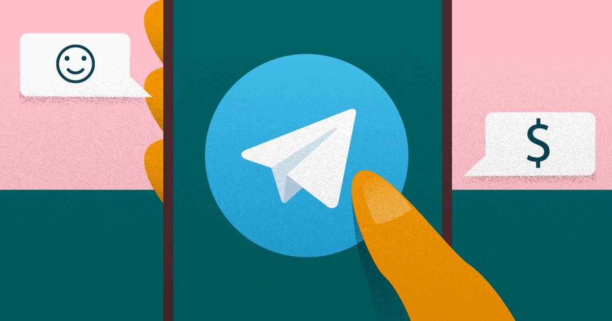 O que é Telegram
