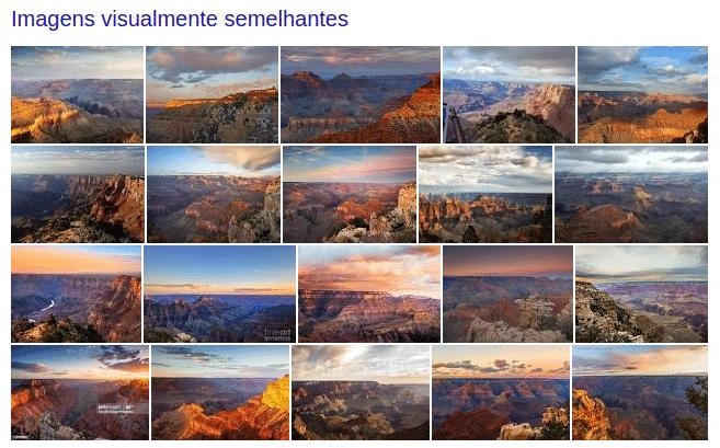 imagens relacionadas no Google