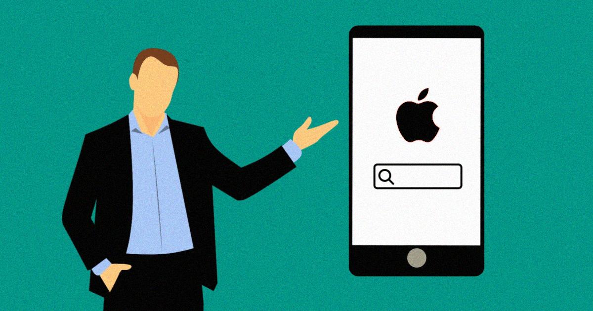 Apple pode lançar buscador online para competir com o Google