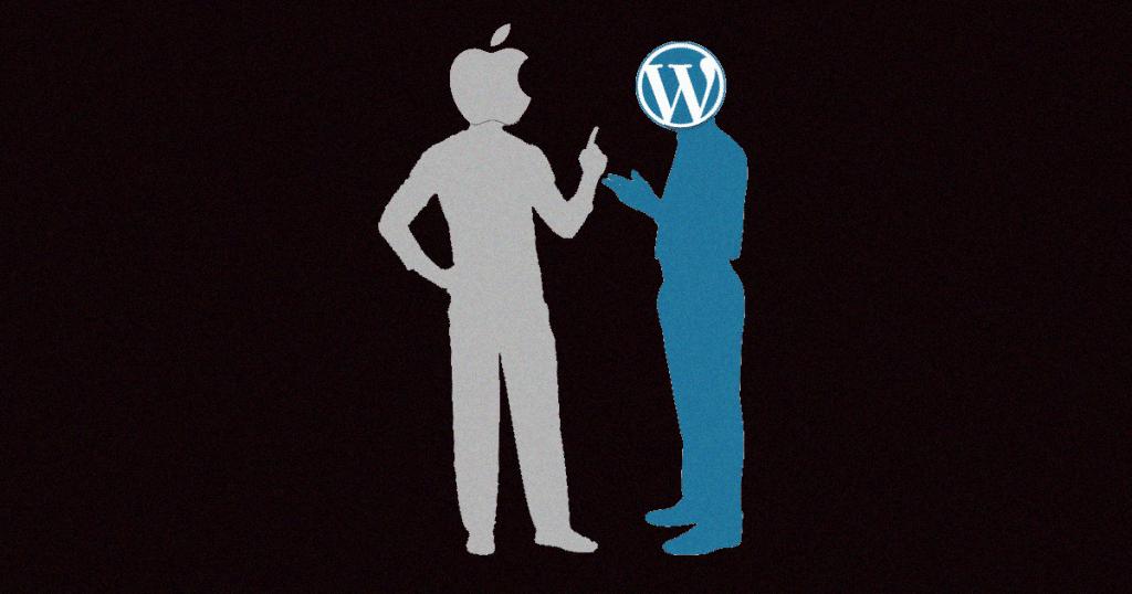 Apple volta atrás na decisão de obrigar WordPress a fazer vendas no app do iOS