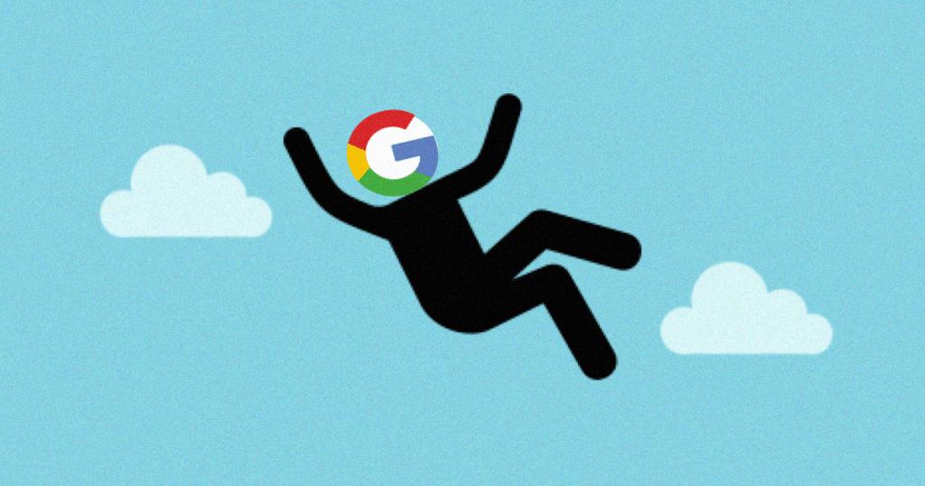 Entenda a queda do Google na noite de quinta-feira, 2409