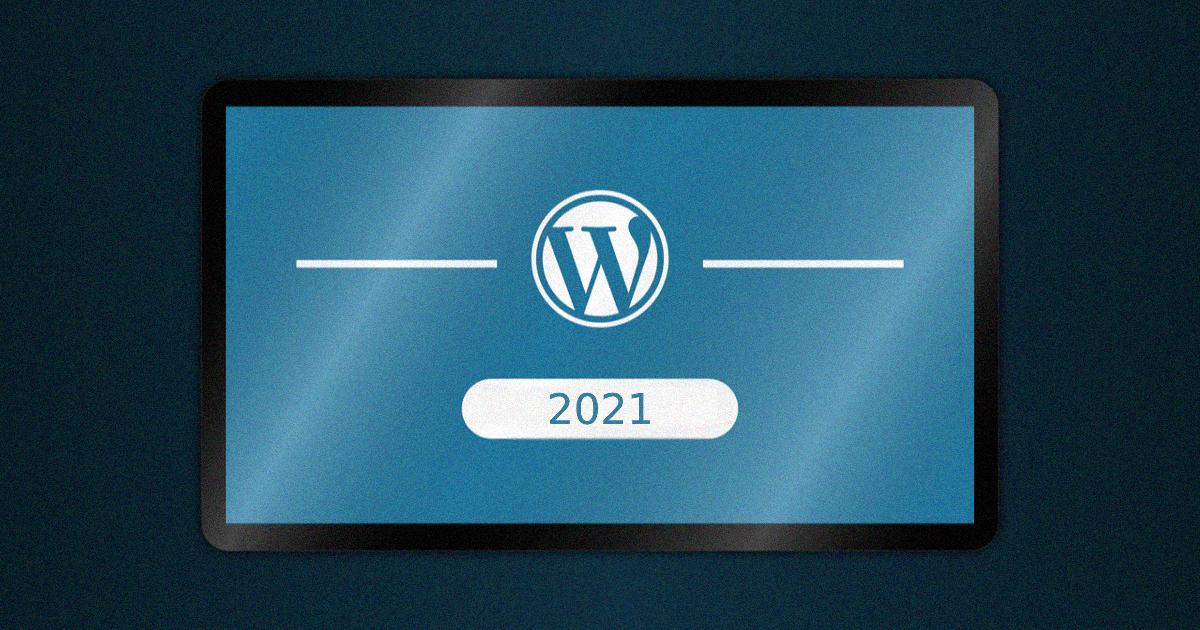 Twenty Twenty-One WordPress