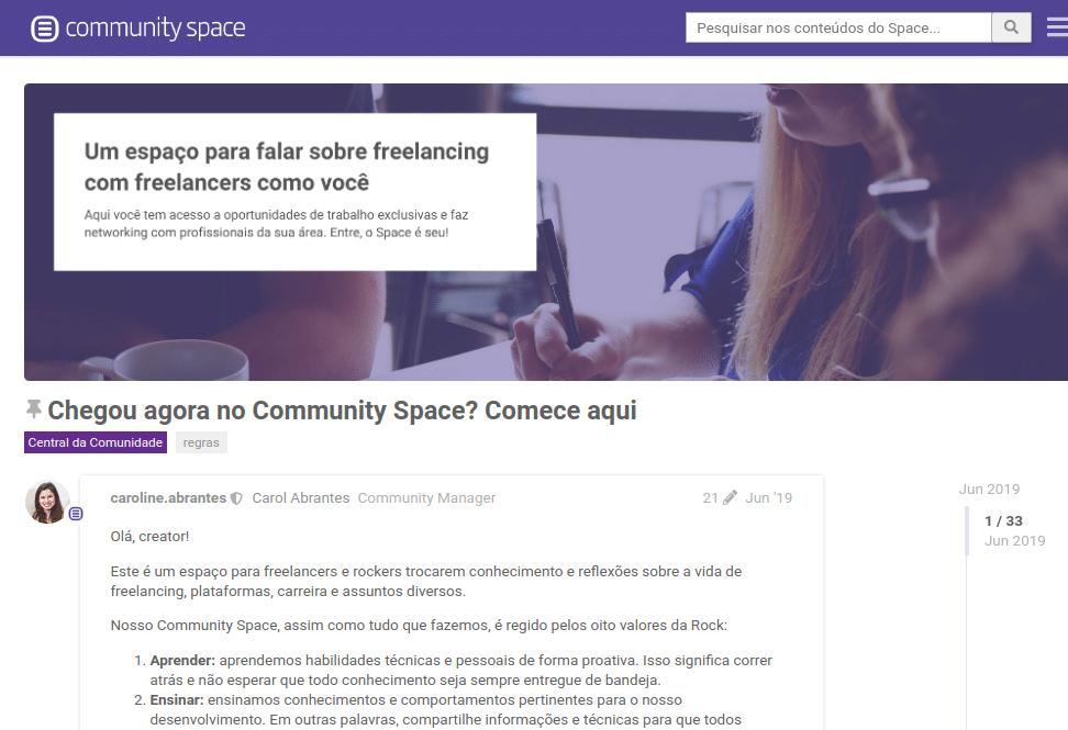 Community Space