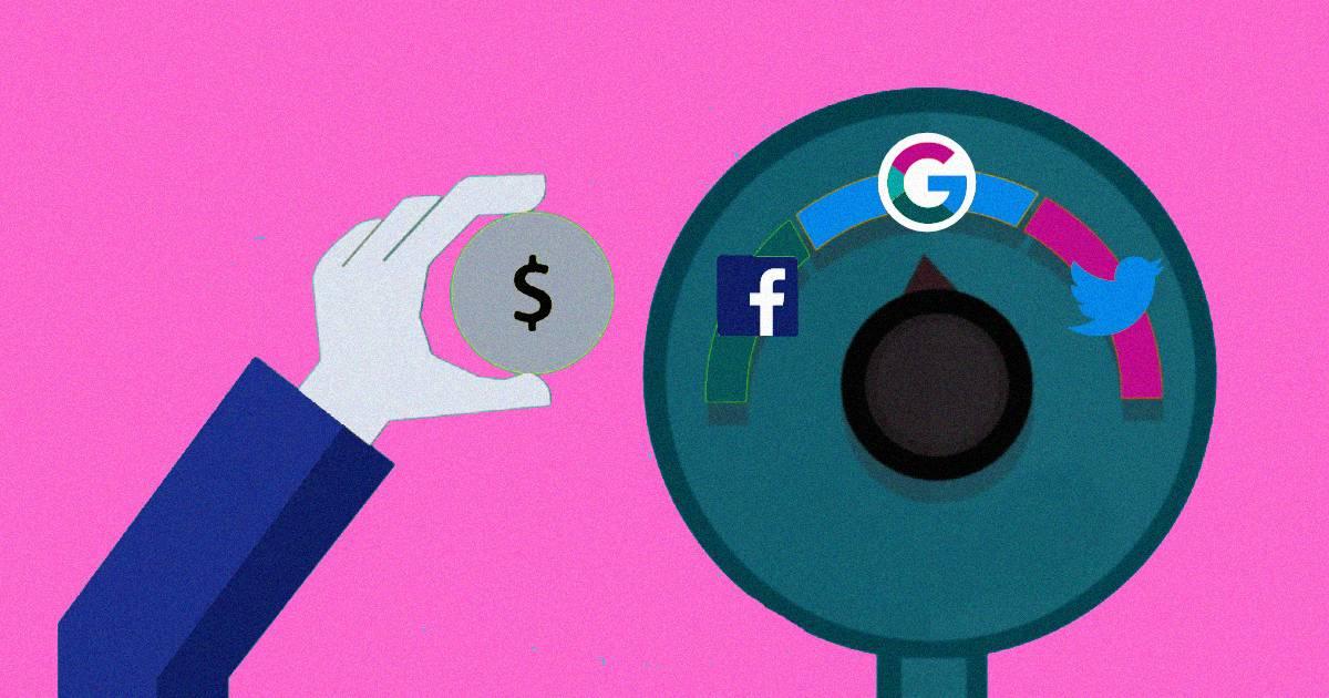 França aplicará taxas no Google, Amazon e Facebook a partir de dezembro