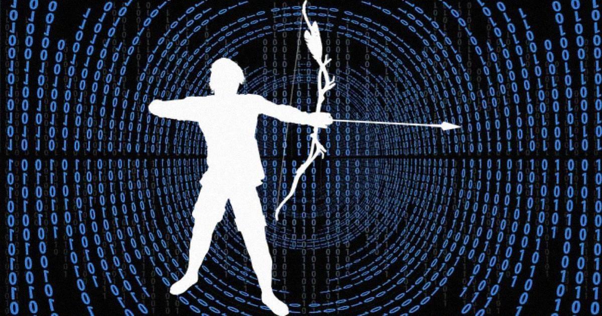 Robin Hood digital transfere dinheiro de empresas para caridade