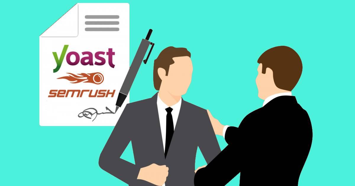 SEMRush e Yoast anunciam parceria de integração