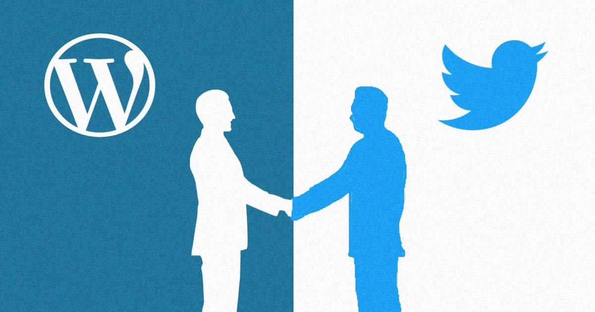 WordPress lança função que permite transformar blog posts em tweets