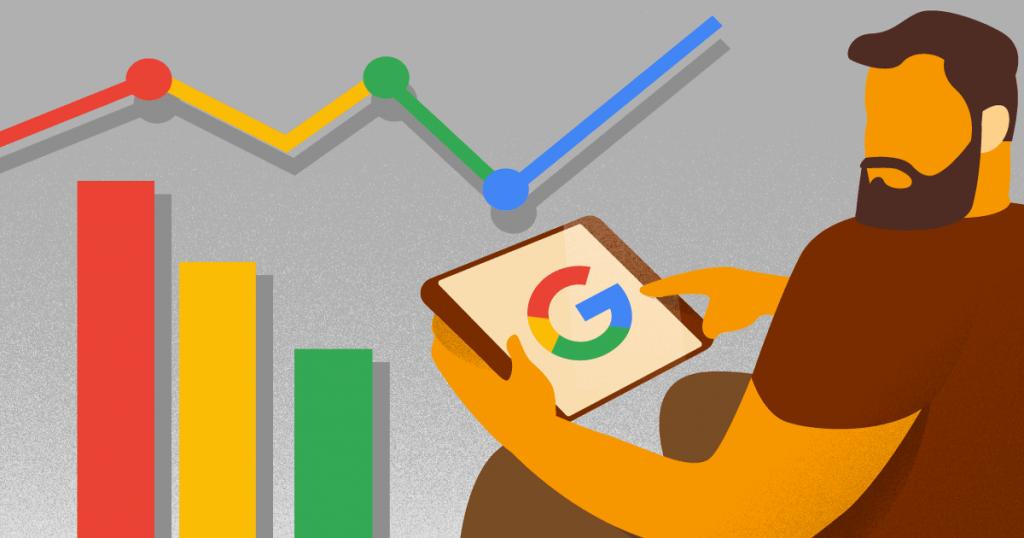 Novo Google Analytics