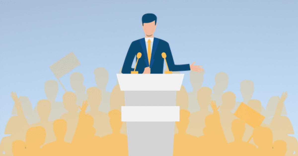 template político wordpress