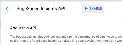 pagespeed insights wordpress plugin