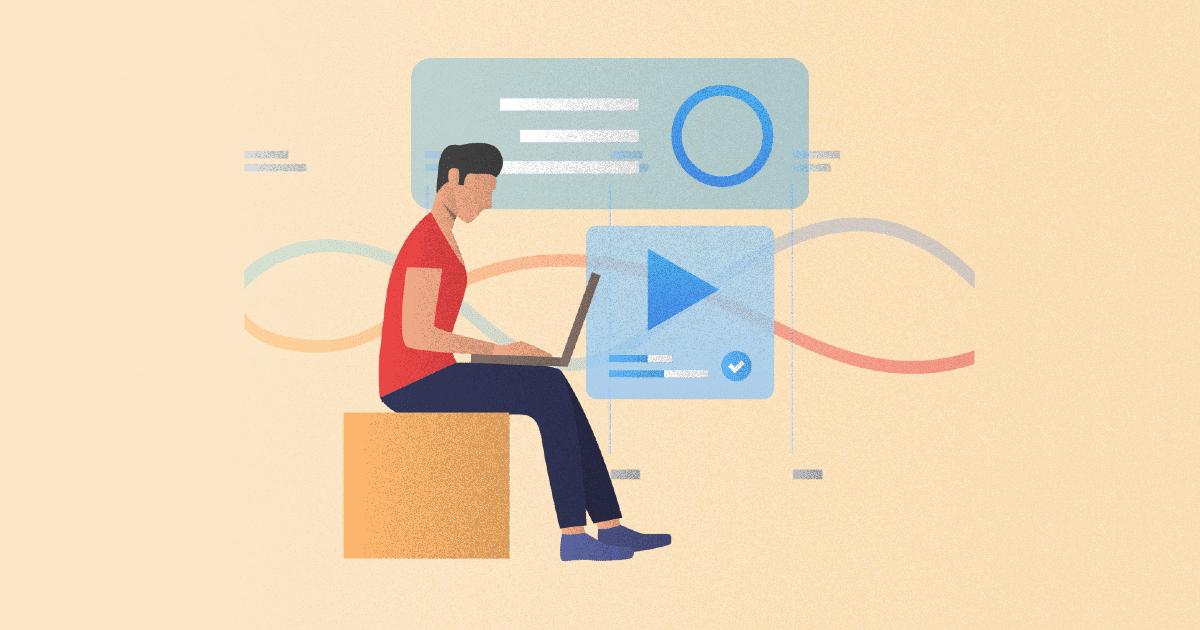 Conteúdo interativo para empresas de tecnologia