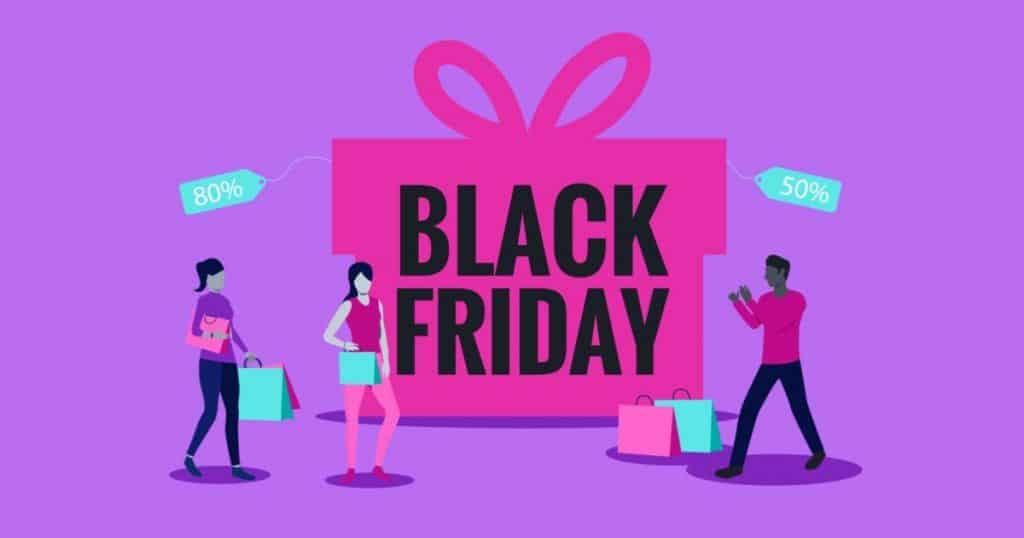 melhores campanhas de black friday