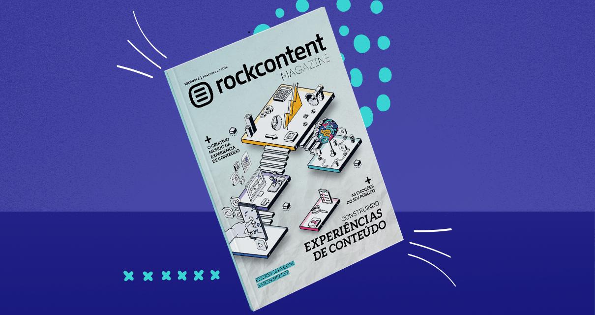 5ª edição da Rock Content Magazine